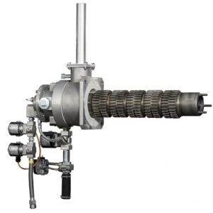 Metallrekuperatorbrenner-RHGB-indirekt