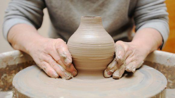 pottery furnaces