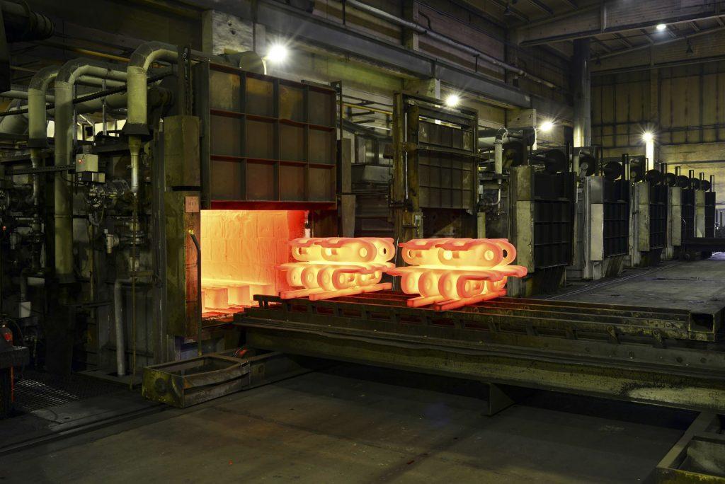 heat treatment process annealing furnace