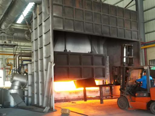 furnace install propane